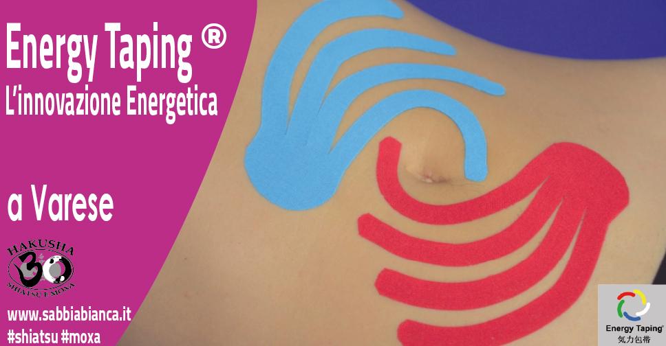 A Varese sabato 23 e domenica 24 aprile 2016 Tecniche di taping propriocettivo per il trattamento dei Canali Energetici Docenti: Milco Ciampoli – Maurizio Bastini