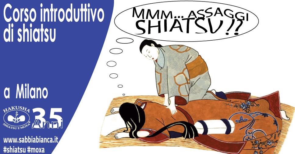 Corso introduttivo di Shiatsu aperto a tutti a Milano dal 27 aprile 2017