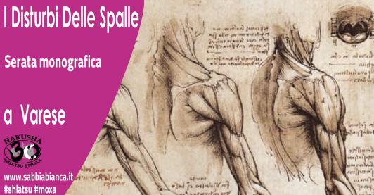 varese monografica: i disturbi delle spalle